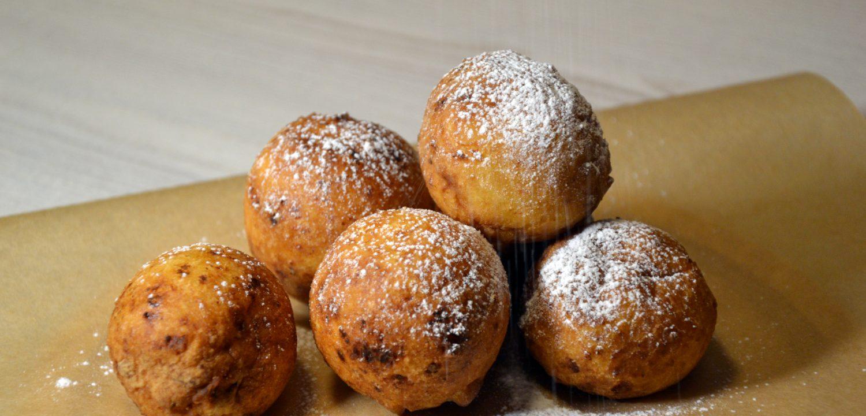 How to make Homemade Curd Cheese Doughnuts