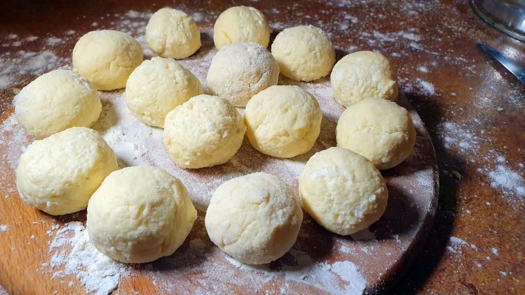 How to make  Homemade Curd Cheese Doughnuts