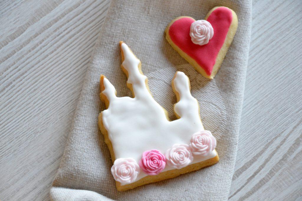 Trapios tešlos sausainiai šv. Valentino dienai