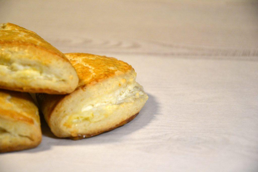 Sour Cream Pastries
