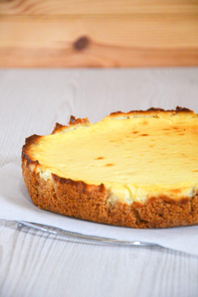 Maskarponės ir kreminio sūrio pyragas